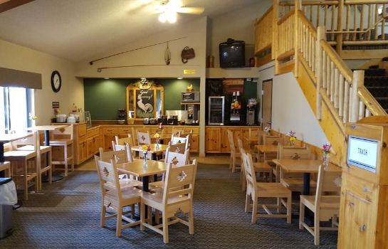 Breakfast room MountainView Lodge & Suites