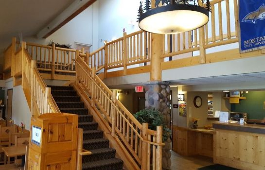 Interior view MountainView Lodge & Suites