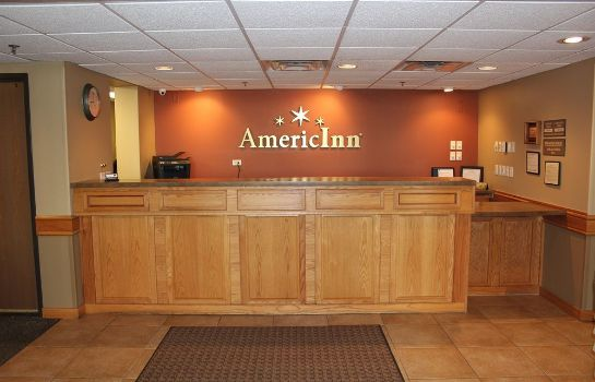 Réception AmericInn Lodge & Suites Cedar Rapids
