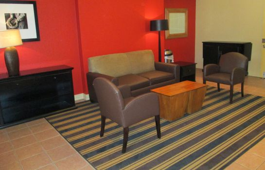 Hall Extended Stay America DFW Dall