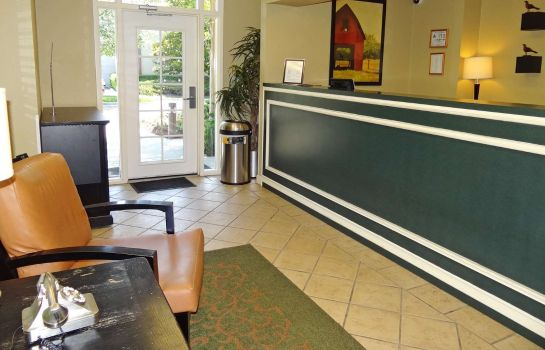 Hol hotelowy Extended Stay America - Durham - University - Ivy Creek Blvd