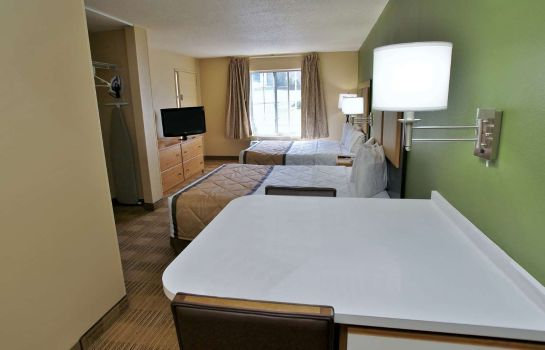 Pokój Extended Stay America - Durham - University - Ivy Creek Blvd
