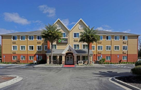 Außenansicht Extended Stay America - Jacksonville - Salisbury Rd - Southpoint