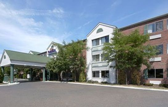 Vista exterior Comfort Inn Mayfield Heights Cleveland East