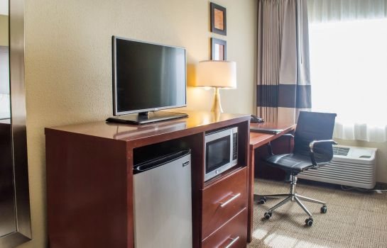Habitación Comfort Inn Mayfield Heights Cleveland East