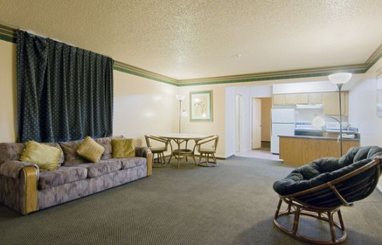 Suite AMERICAS BEST VALUE INN AND SUITES