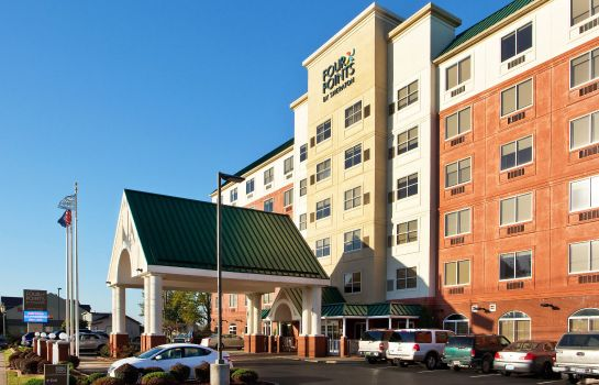 Vista exterior Four Points by Sheraton Louisville Airport