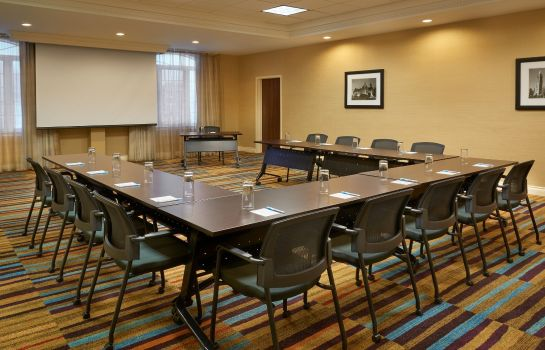 Conference room Fairfield Inn & Suites Ottawa Kanata