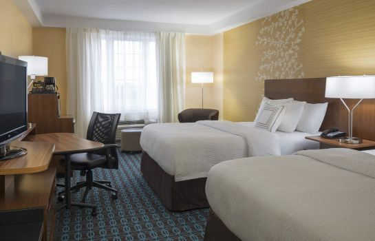 Room Fairfield Inn & Suites Ottawa Kanata