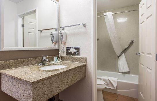 Kamers Comfort Inn Los Angeles near Hollywood