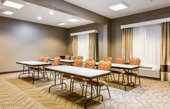Conference room Comfort Inn Frederick
