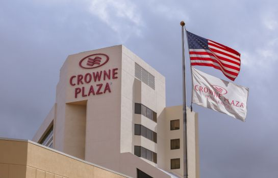 Außenansicht Crowne Plaza VIRGINIA BEACH TOWN CENTER