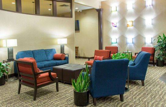 Hotelhalle Comfort Inn DFW Airport North