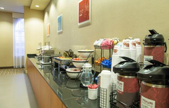 Restaurant Comfort Inn DFW Airport North