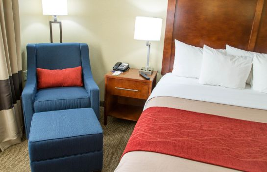 Zimmer Comfort Inn DFW Airport North