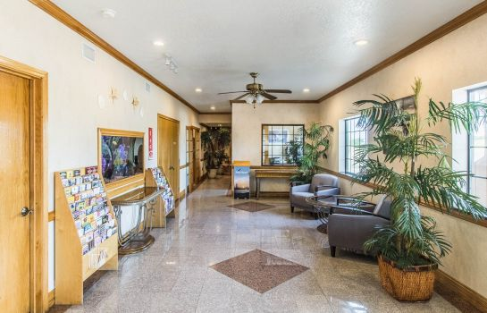 Lobby Econo Lodge & Suites