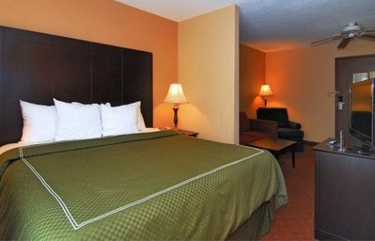 Suite Quality Suites I-240 East-Airport