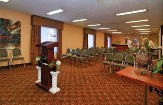 Congresruimte Quality Suites I-240 East-Airport