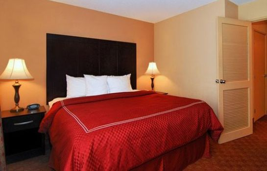 Kamers Quality Suites I-240 East-Airport