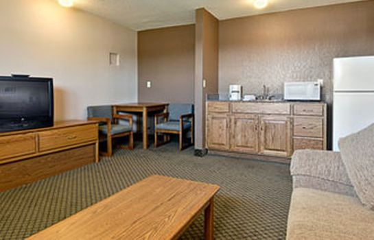 Zimmer DAYS INN & SUITES LINCOLN