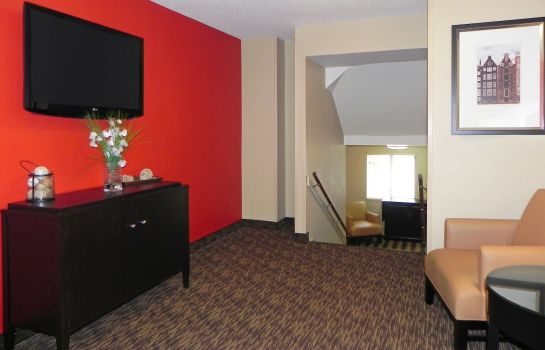 Hotel-Bar Extended Stay America Exec Pk