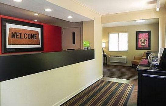 Hotelhalle Extended Stay America Exec Pk