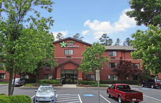 Exterior view Extended Stay America RTP 4610