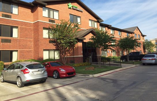 Exterior view Extended Stay America Fossil C