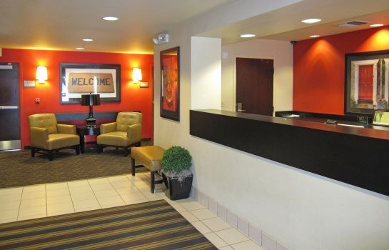 Hotelhalle Extended Stay America Santa Cl