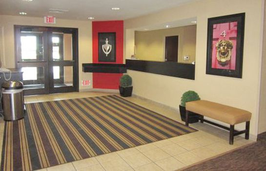 Hotelhalle Extended Stay America S Round