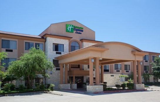 Außenansicht Holiday Inn Express & Suites AUSTIN-(NW) HWY 620 & 183