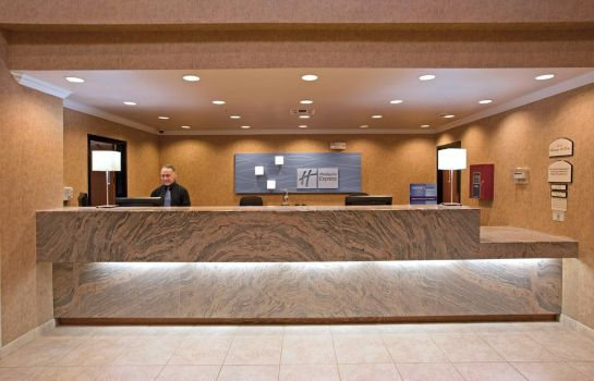 Hotelhalle Holiday Inn Express & Suites AUSTIN-(NW) HWY 620 & 183
