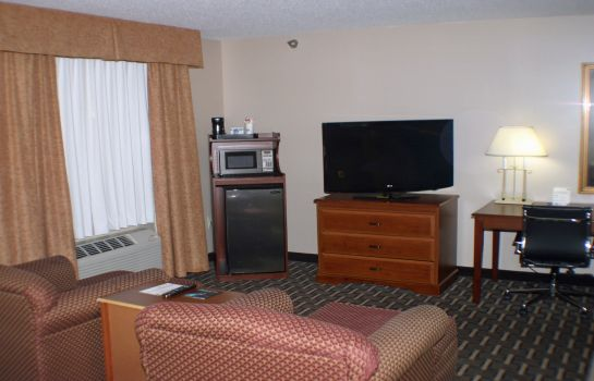 Zimmer Holiday Inn Express EX I-71/OH STATE FAIR/EXPO CTR