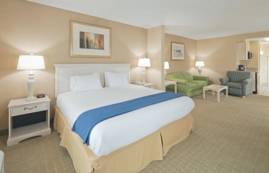 Zimmer Holiday Inn Express & Suites MEMPHIS SOUTHWIND