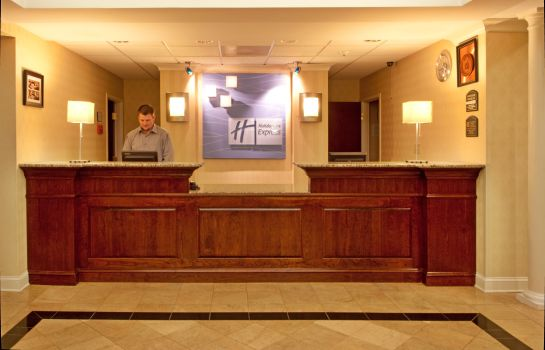 Hotelhalle Holiday Inn Express & Suites SUMTER