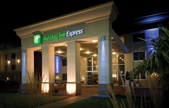 Außenansicht Holiday Inn Express SAN FRANCISCO-AIRPORT SOUTH