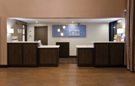 Hotelhalle Holiday Inn Express SAN FRANCISCO-AIRPORT SOUTH
