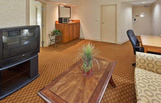 Suite Holiday Inn Express SAN FRANCISCO-AIRPORT SOUTH