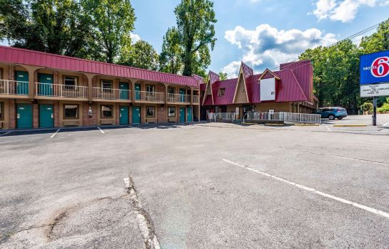 Vista exterior Motel 6 Gatlinburg Smoky Mountains