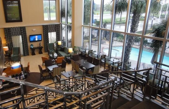 Hotelhalle Holiday Inn Express & Suites HOUSTON NORTH INTERCONTINENTAL