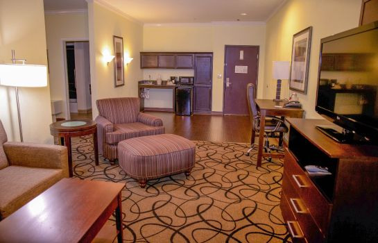 Zimmer Holiday Inn Express & Suites HOUSTON NORTH INTERCONTINENTAL