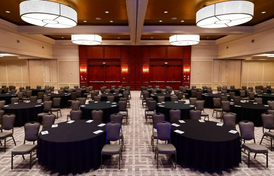 Conference room Hilton Dallas Lincoln Centre