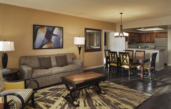 Suite Hilton Grand Vacations at SeaWorld