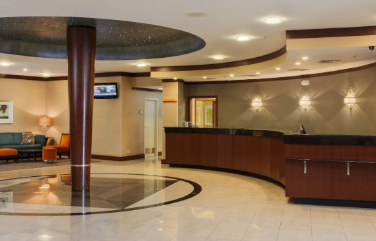 Hol hotelowy DoubleTree by Hilton Atlanta North Druid Hills - Emory Area
