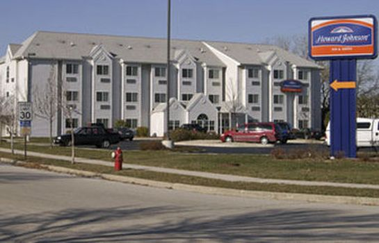 Außenansicht Howard Johnson Inn and Suites Elk Grove Village O'Hare
