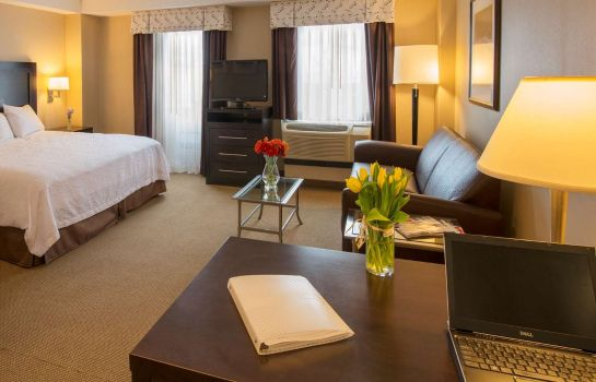 Chambre Hampton Inn - Suites Boston Crosstown Center