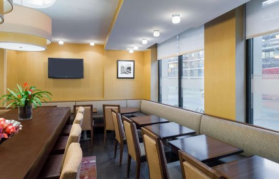 Restaurant Hampton Inn Manhattan-Seaport-Financial District