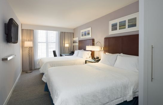 Zimmer Hampton Inn Manhattan-Seaport-Financial District