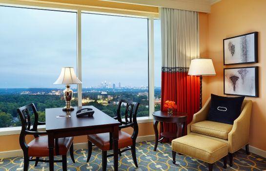 Zimmer InterContinental Hotels BUCKHEAD ATLANTA