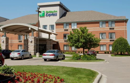 Außenansicht Holiday Inn Express ROMULUS / DETROIT AIRPORT